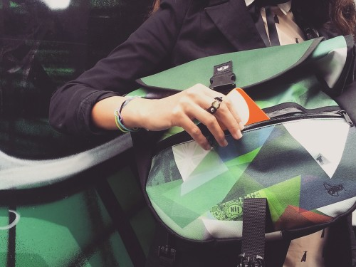 TENSHIbag X Petyka – An Exclusive Cycling Bag Design