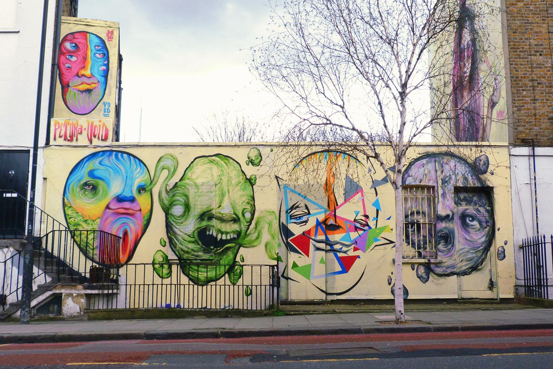 Bayham St., Camden Town