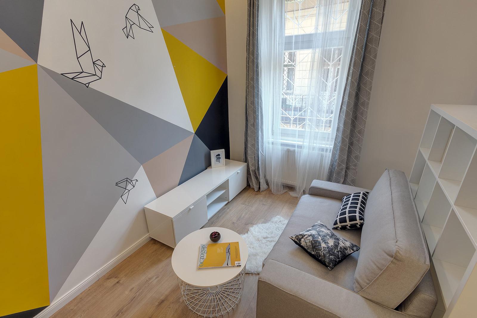 Mini Apartments z estilo x petyka mini apartments at józsef körút petyka