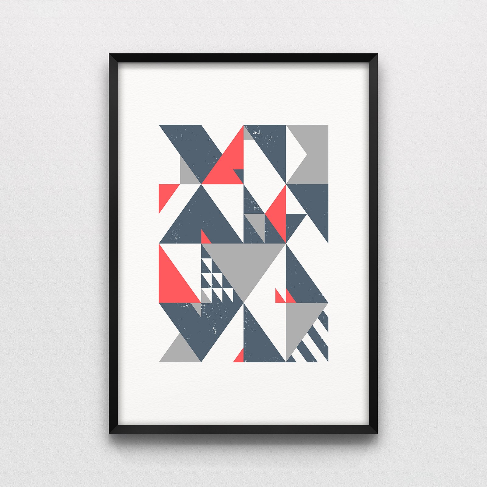 Algebra #2, 50 x 35 cm