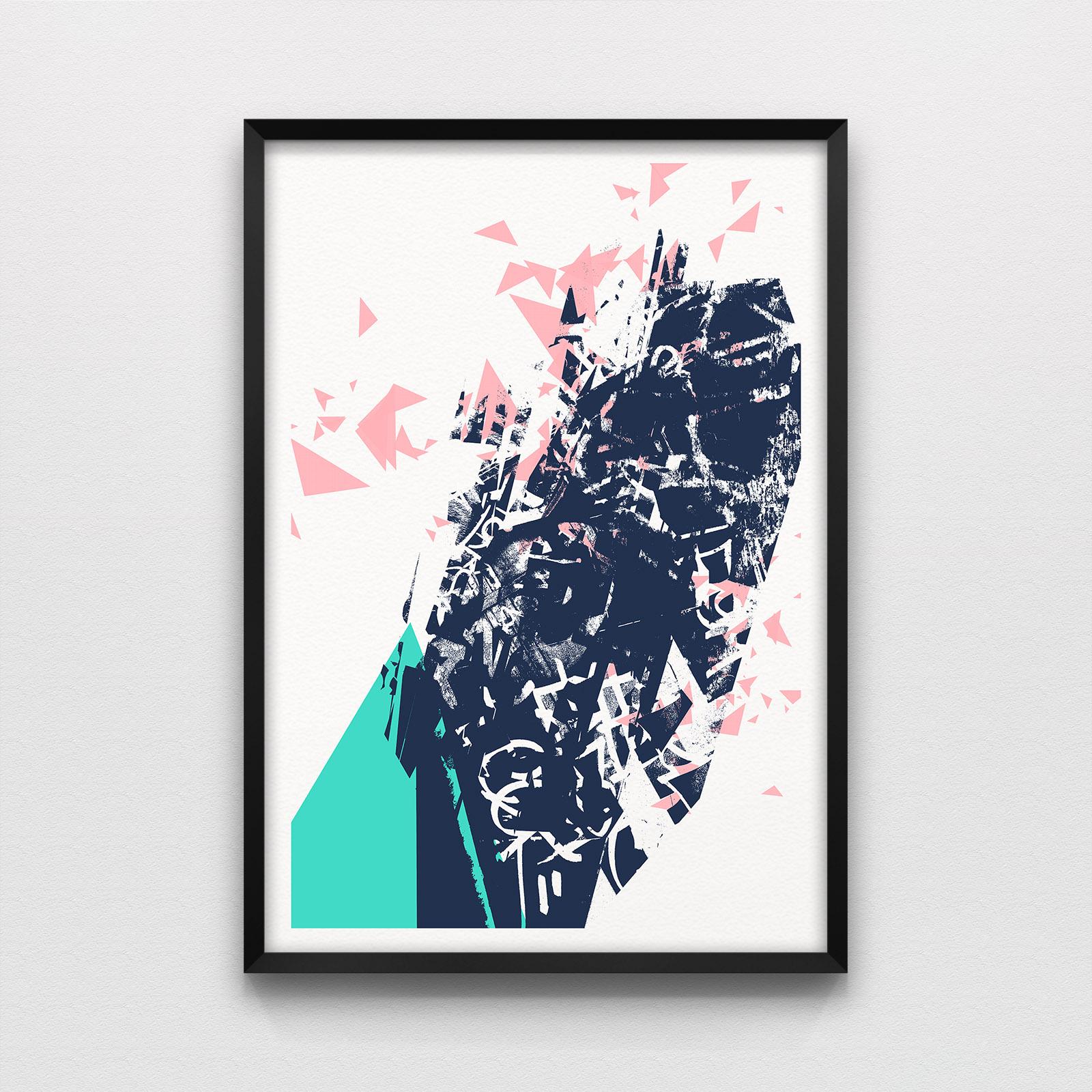 Somnium, 100 x 70 cm