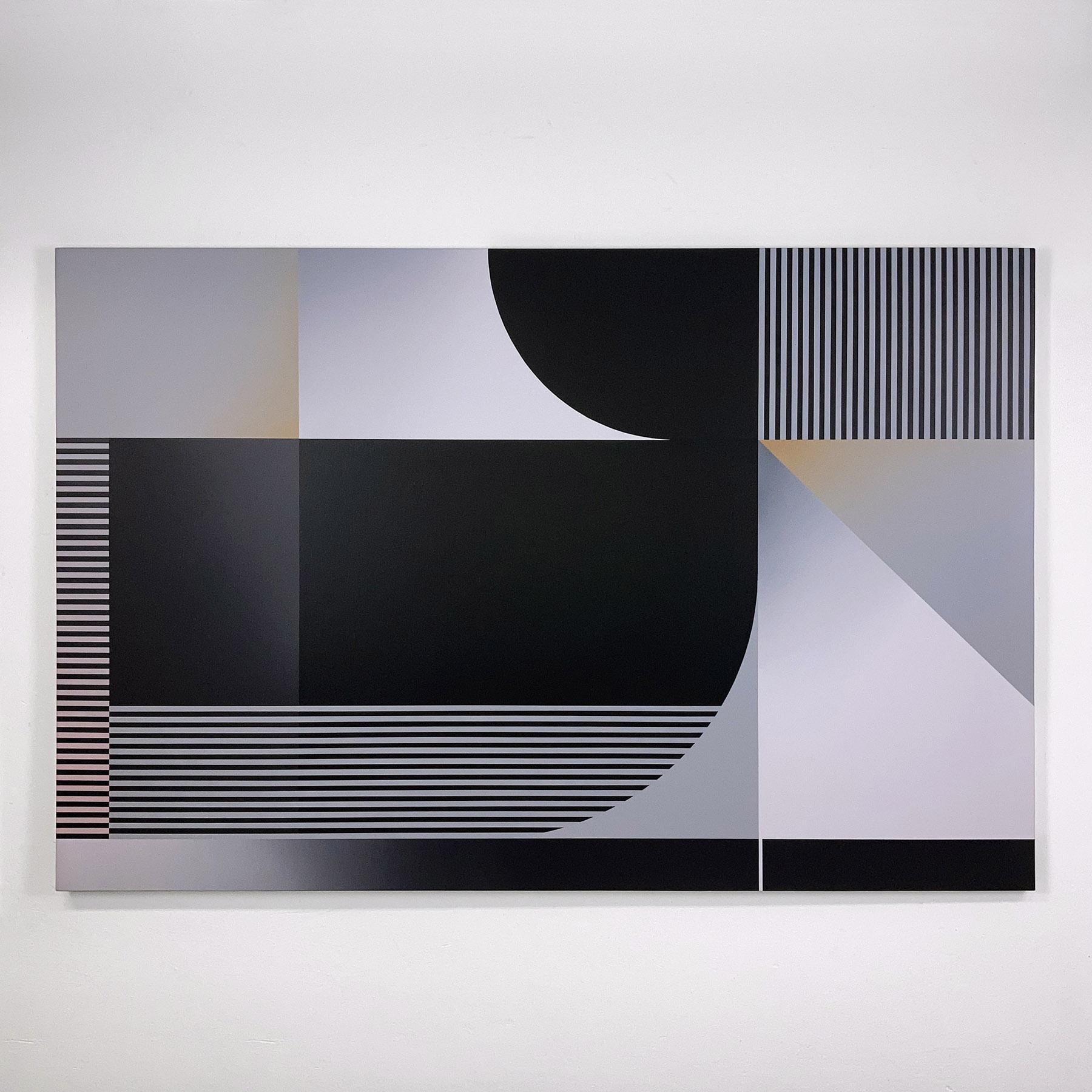 acrylic on canvas, 120 x 180 cm