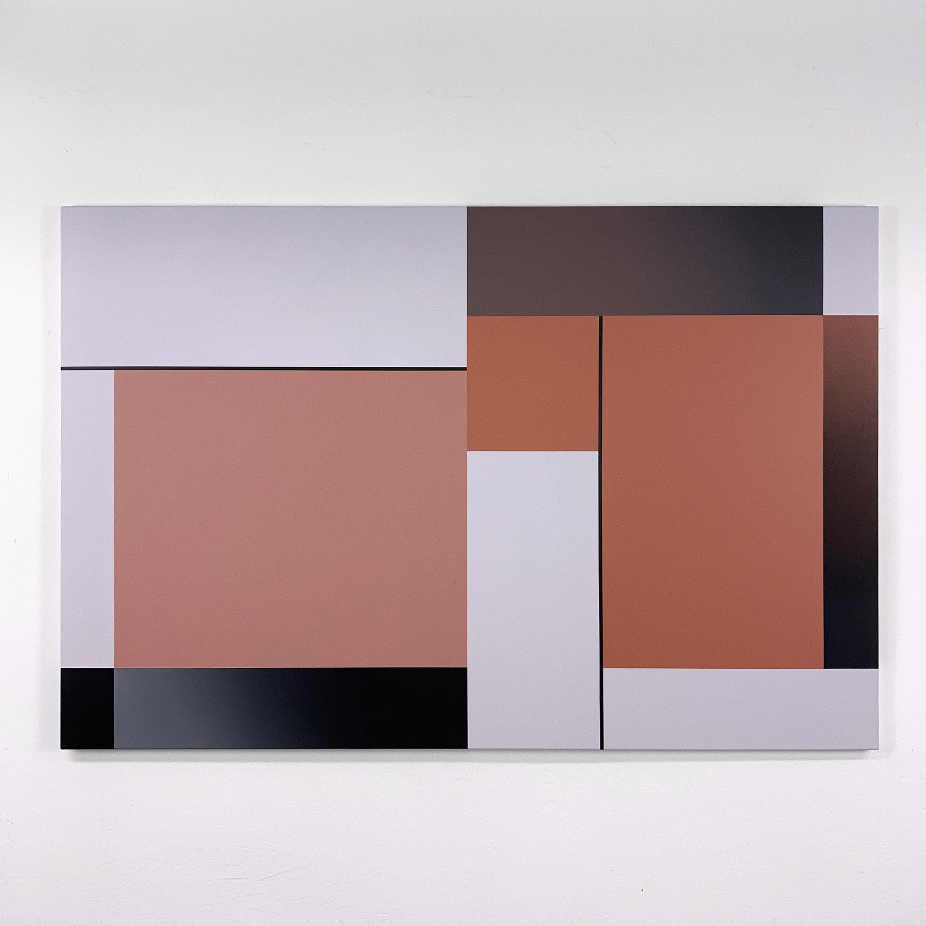 acrylic on canvas, 100 x 150 cm